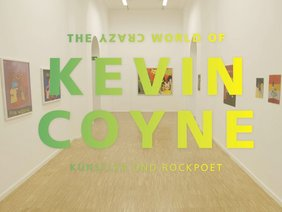 Ausstellungsdokumentation The Crazy World of Kevin Coyne