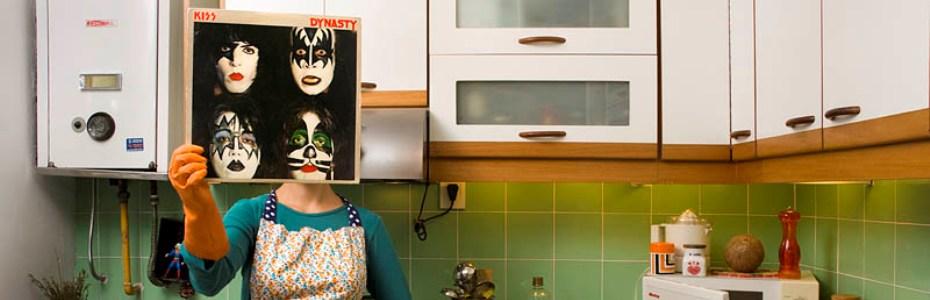 Pablo Garber: Aus der Serie Ponete Un Disco, 2012, Farbfotografie, Courtesy of the artist